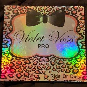 Violet Voss ride or die